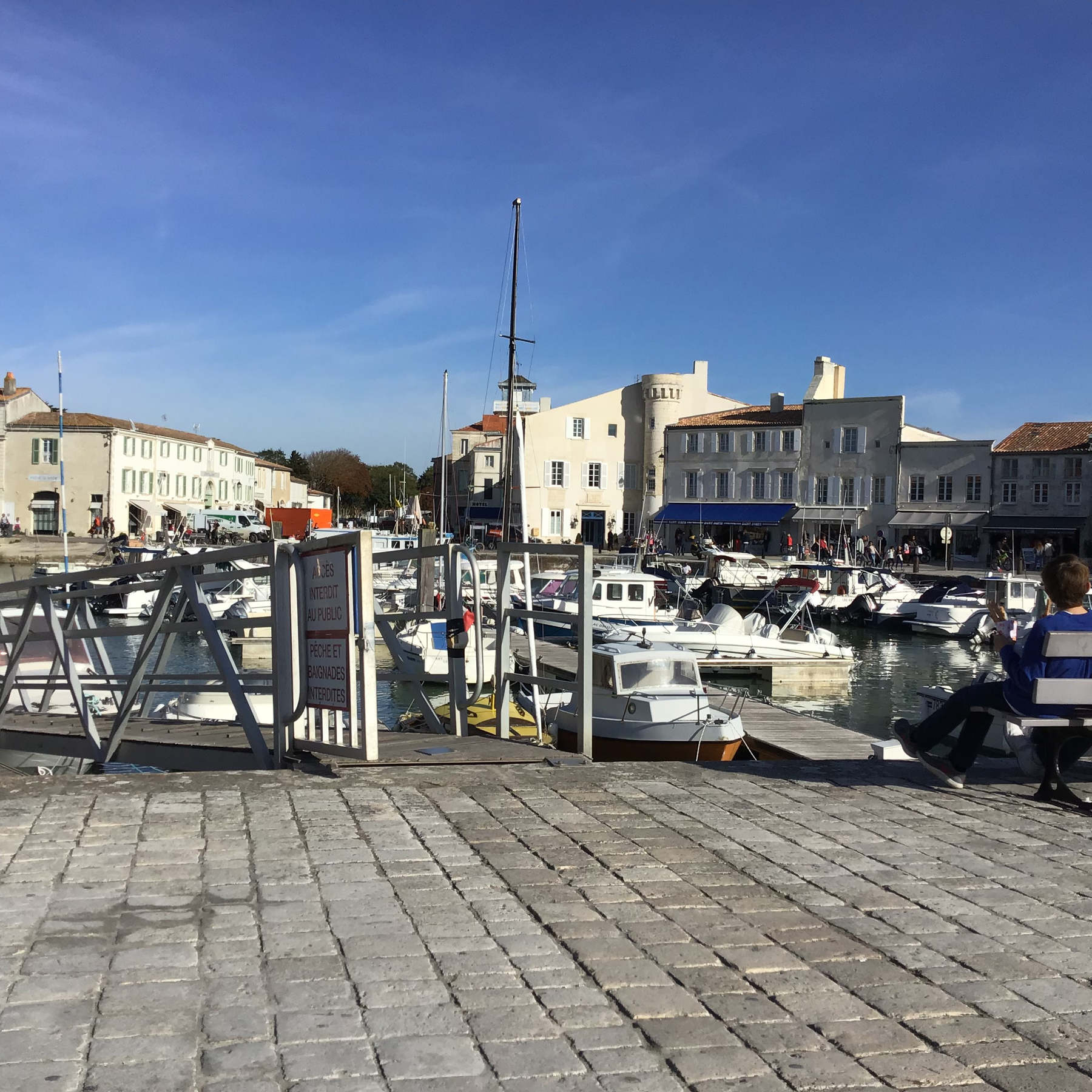 French Food Road trip - Part one, Ile De Re